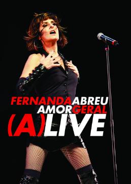 DVD Amor Geral (A)LIVE