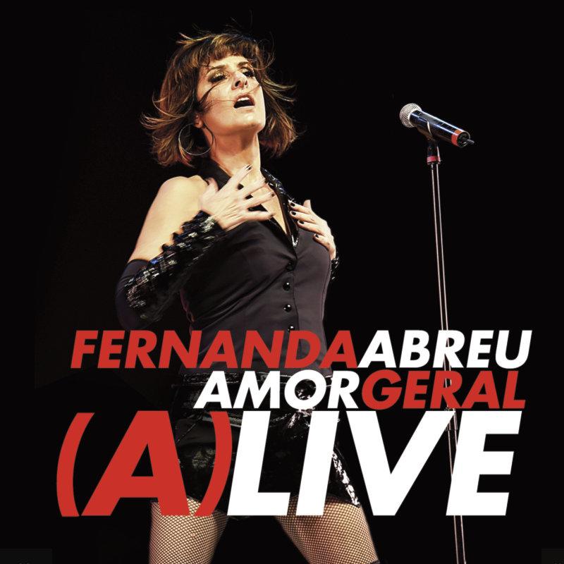 CD Amor Geral (A)LIVE